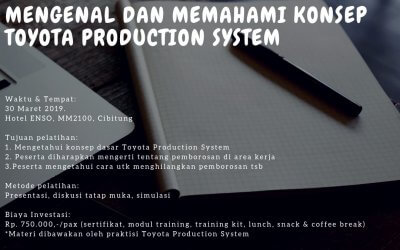 Mengenal Toyota Production System